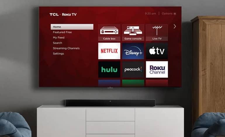 TCL Roku TV Wireless Soundbar Lifestyle - رونمایی روکو از دانگل Streaming Stick 4K با قابلیت های متنوع