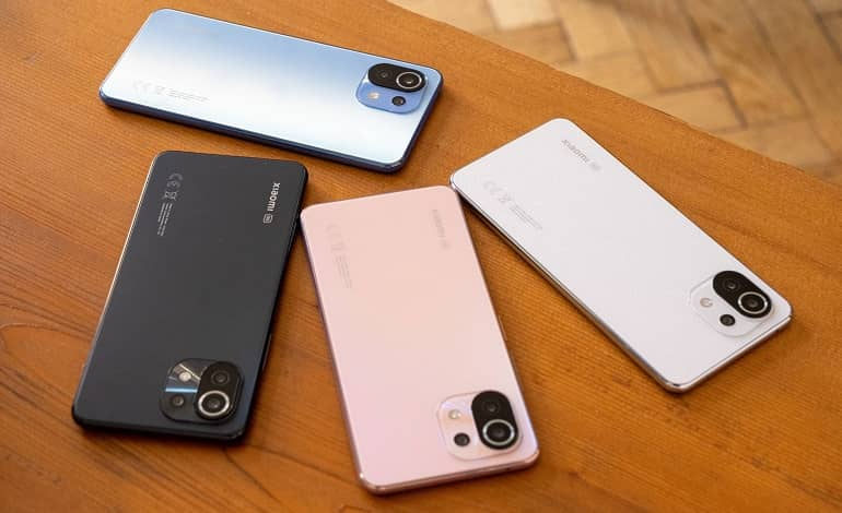 Xiaomi 11 Lite 5G NE - شیائومی 11 لایت 5G NE معرفی شد