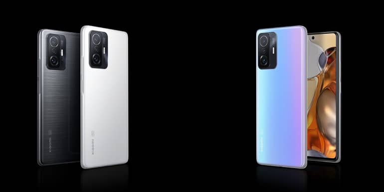 Xiaomi 11T and 11T Pro arrive 1 - شیائومی 11T و 11T پرو با نمایشگر 120 هرتز و دوربین 108 مگاپیکسلی
