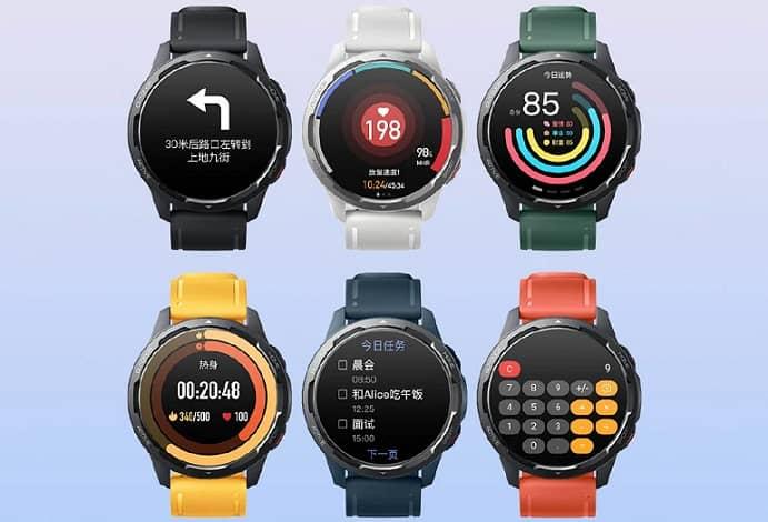 Xiaomi Watch Color 2 - شیائومی Watch Color 2 با پشتیبانی از اپ های شخص ثالث