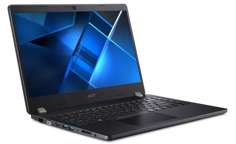 acer travelmate 5 - نسخه رایزن پرو لپ تاپ سری ایسر TravelMate P2 عرضه شد