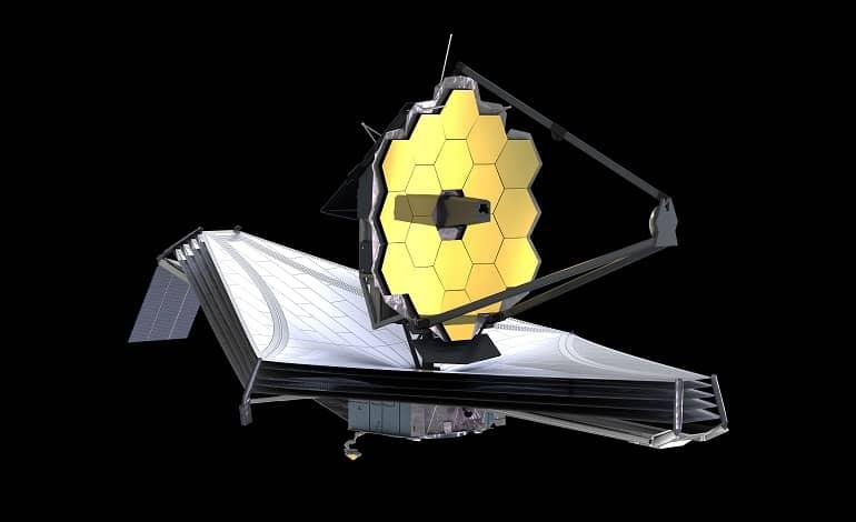 b4ddee40 10ae 11ec 8edf b89706fd9f91 - ناسا تلسکوپ فضایی جیمز وب را در تاریخ 27 آذر پرتاب می کند