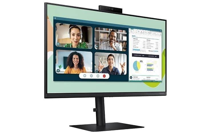 h5Oi6NDRiwwkQzef - معرفی مانیتور 24 اینچی سامسونگ Webcam Monitor S4