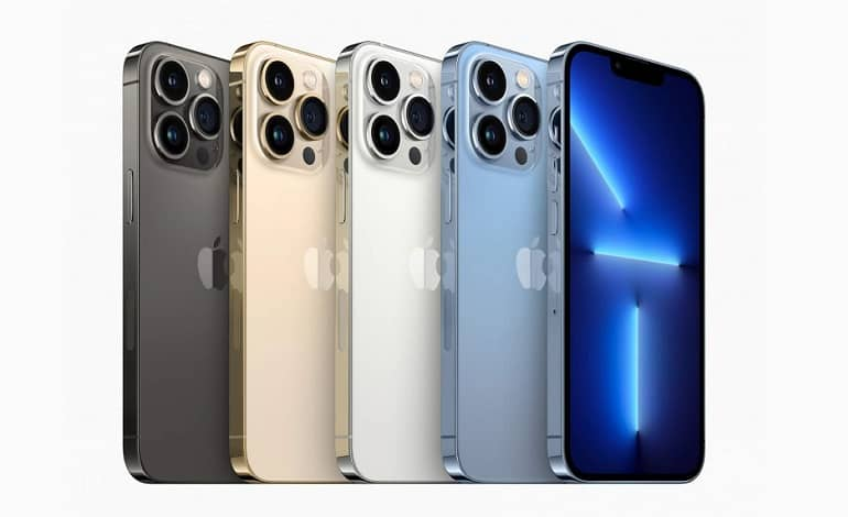 iPhone 13 Pro adds 120Hz ProMotion new cameras and 1TB option - آیفون 13 پرو و 13 پرو مکس معرفی شدند