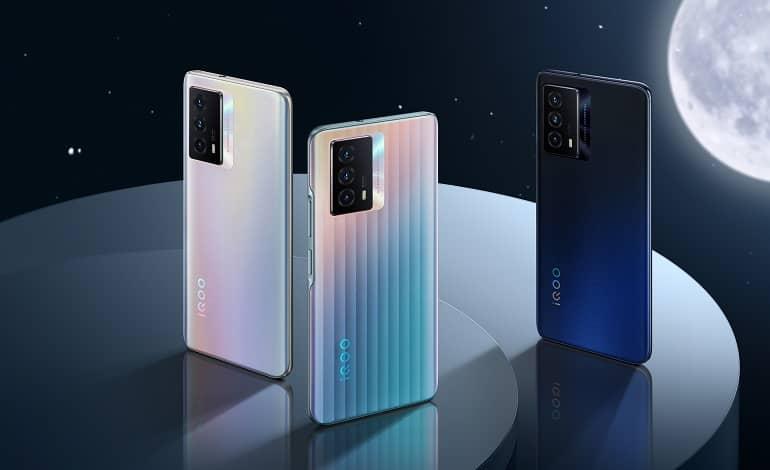 iQOO Z5 announced 1 - گوشی جدید iQOO Z5 با تراشه اسنپدراگون 778G