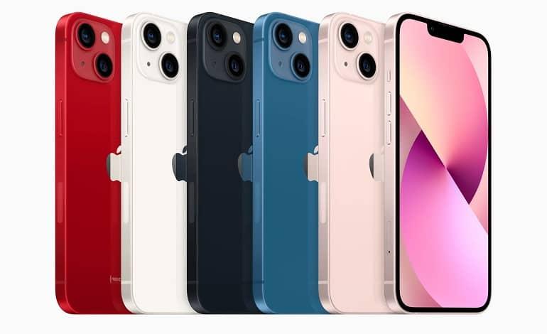 iphone 13 - مقایسه آیفون 13 با گلکسی S21 و وان پلاس 9