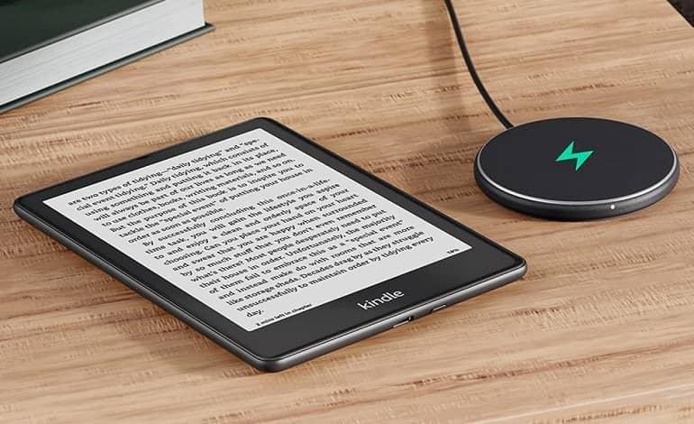 kindle paperwhite 2021 1 - معرفی نسخه جدید تبلت های سری Kindle Paperwhite آمازون