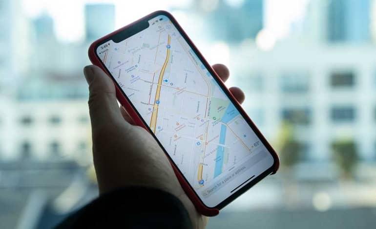 location data tracking iphone - نحوه استفاده از ردیابی موقعیت مکانی آیفون