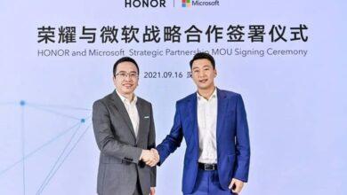 microsoft honor 390x220 - آنر اولین شرکت در عرضه لپ تاپ ها با ویندوز 11 از پیش نصب شده خواهد بود