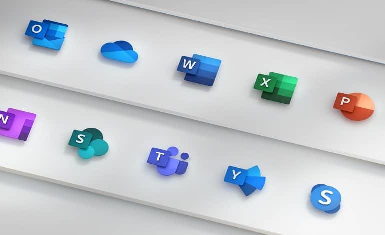 microsoft office 2021 icon - مایکروسافت آفیس 2021 در تاریخ 5 اکتبر منتشر می شود