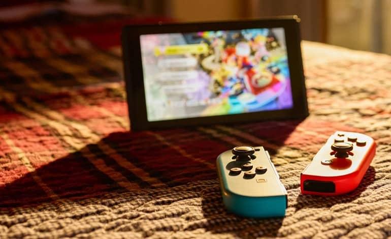 nintendo switch gets bluetooth audio streaming - نینتندو سوئیچ صدای بلوتوث دریافت کرد