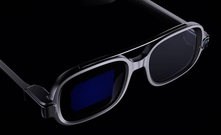 xiaomi smart glasses - شیائومی از عینک های هوشمند مجهز به MicroLED رونمایی کرد