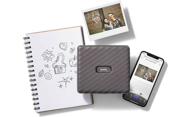 660b8760 2bfb 11ec 8ef5 6175896dc41d - فوجی فیلم از چاپگر Instax Link Wide Smartphone رونمایی کرد