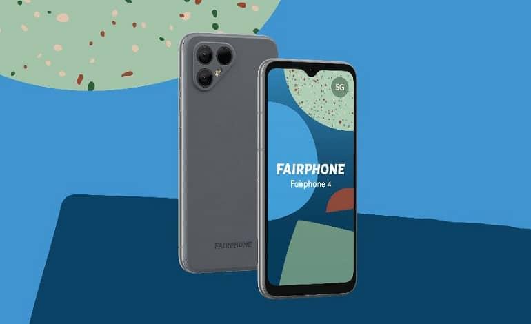 Fairphone 4 announced 1 - فیرفون 4 معرفی شد: طراحی ماژولار و تراشه اسنپدراگون 750G