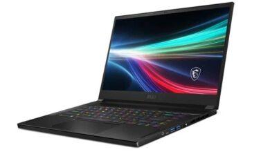 MSI Creator 15 A11 U powering Intel Core i7 is the companys first 4K OLED Notebook 390x220 - لپ تاپ جدید MSI Creator 15 A11U با نمایشگر 4K OLED