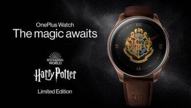OnePlus Watch Harry Potter Edition unveiled 390x220 - ساعت وان پلاس واچ هری پاتر ادیشن معرفی شد