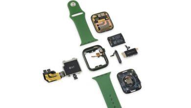 apple watch 7 teardown 390x220 - کالبدشکافی اپل واچ سری 7 توسط iFixit