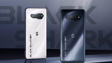 black shark 4s pro 390x220 - معرفی بلک شارک 4S و 4S پرو با نمایشگر حساس به فشار و طراحی جدید