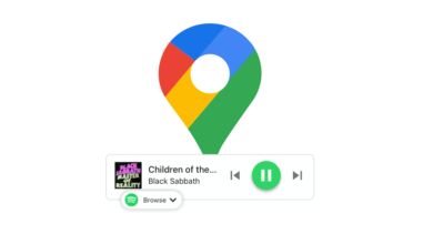google maps media 390x220 - نحوه کنترل موزیک گوگل مپس برای اسپاتیفای، یوتیوب موزیک و اپل موزیک