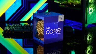 intel Alder Lake 390x220 - نسل 12 پردازنده های Alder Lake اینتل معرفی شدند