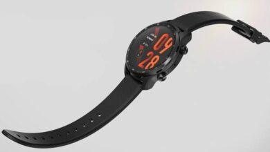 mobvoi ticwatch pro 3 ultra gps 2 390x220 - تیک واچ پرو 3 اولترا GPS با نمایشگر دوم به روز شده معرفی شد