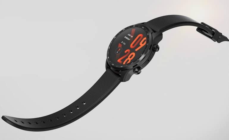 mobvoi ticwatch pro 3 ultra gps 2 - تیک واچ پرو 3 اولترا GPS با نمایشگر دوم به روز شده معرفی شد