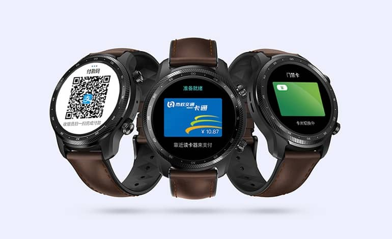 mobvoi unveils ticwatch pro x in china - عرضه ساعت هوشمند موبوی تیک واچ پرو ایکس در چین