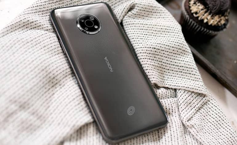 nokia g300 announcement - نوکیا G300 با باتری 4470 میلی آمپر ساعت معرفی شد