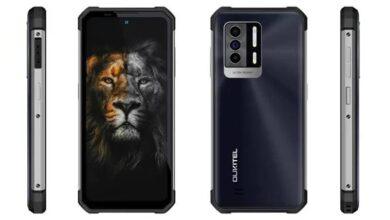 oukitel wp17 390x220 - عرضه گوشی مقاوم OUKITEL WP17 با باتری 8300 میلی آمپر ساعت