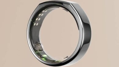 oura smart ring offic 390x220 - نسل سوم حلقه هوشمند Oura با ویژگی ها و سنسورهای جدید