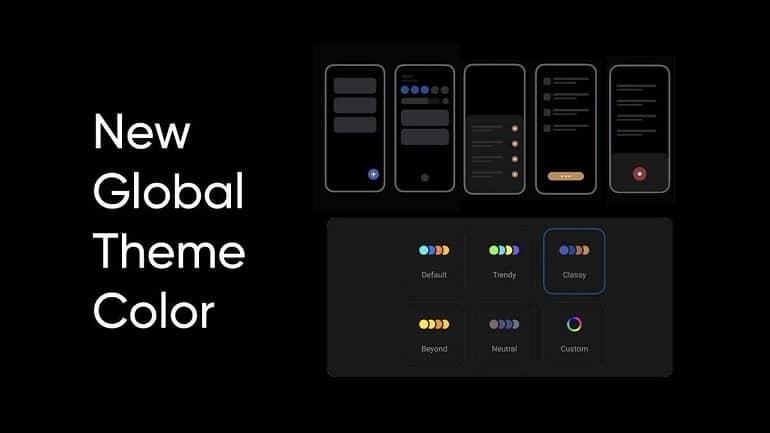 realmeui 3 0 official 2 - رابط کاربری Realme UI 3.0 برپایه اندروید 12 معرفی شد
