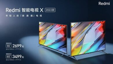 redmi smart tv x 2022 390x220 - رونمایی شیائومی از دو تلویزیون Redmi Smart TV X 2022