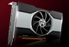rx 6600 220x150 - کارت گرافیک AMD Radeon RX 6600 معرفی شد