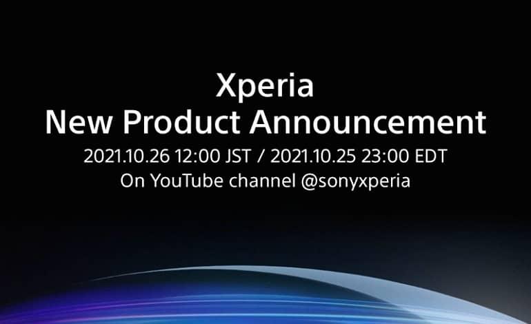 sony xperia event october 26 - گوشی جدید سونی اکسپریا 26 اکتبر معرفی می شود