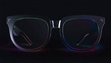 thunderbird smart glasses pioneer edition 390x220 - رونمایی TCL از عینک هوشمند Thunderbird با نمایشگر میکرو LED