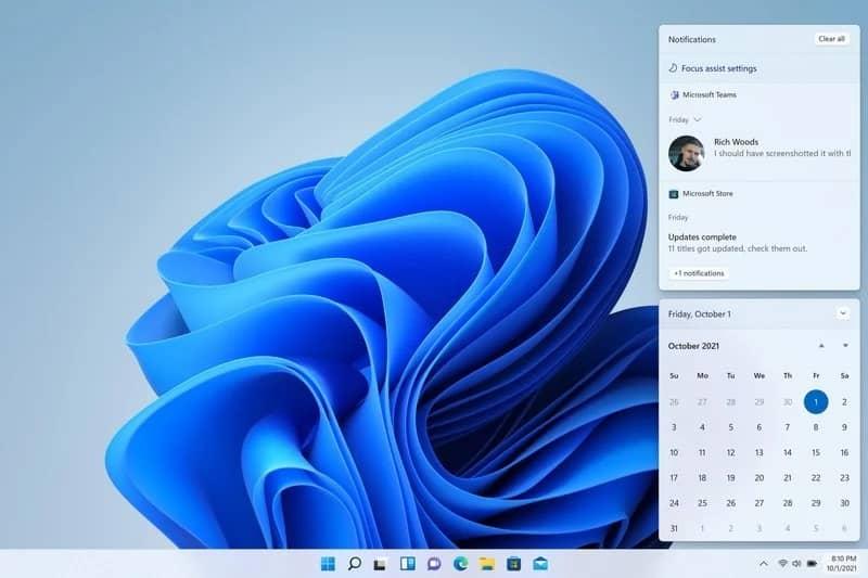 windows 11 review action center - تماشا کنید: نگاه نزدیک به سیستم عامل ویندوز 11