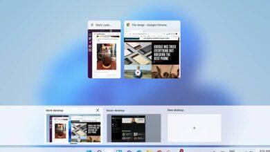 windows 11 virtual desktop workspace how to 390x220 - نحوه ایجاد دسکتاپ مجازی با ویندوز 11