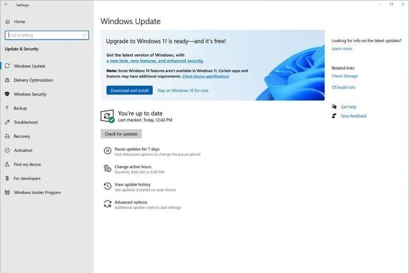windows 11 windowsupdate upgrade notification - تماشا کنید: نگاه نزدیک به سیستم عامل ویندوز 11